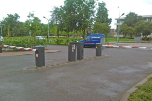 Alphatronics Parkeersysteem Betaalparking Zorgcentrum