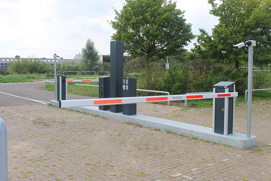 Alphatronics Comfort Parking - Private Parking