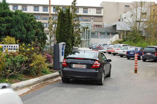 Alphatronics Beheer Parking Ziekenhuis