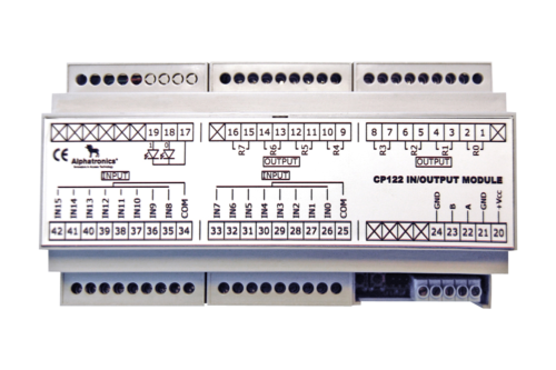 I/O-Modul – CP122