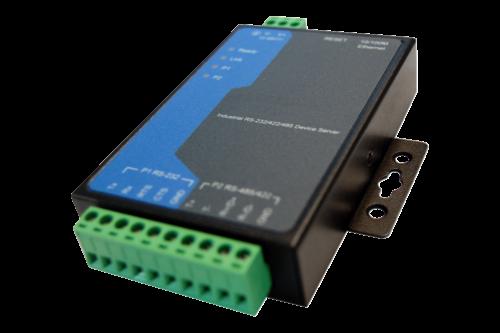 Alphatronics RS232/422/485 Naar TC/IP Converter