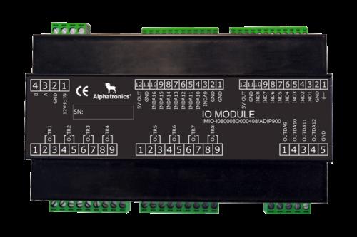 Alphatronics Input Output Module - 8 Ingangen