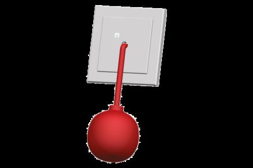 Alphatronics Pneumatische Oproepkit Voor Zorgsector