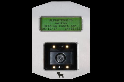 Alphatronics Barcodescanner Met Display