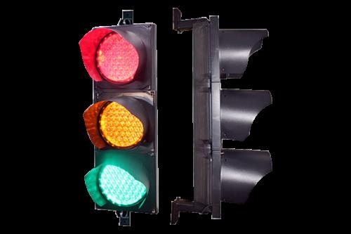Alphatronics Led Verkeerslichten Rood - Oranje - Groen