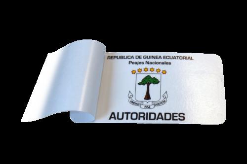 Alphatronics Badge Voor Lange Afstandslezer