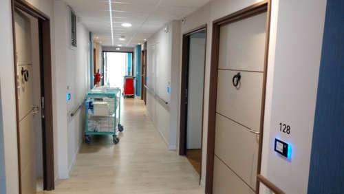 Zugangskontrolle Für Pflegezentren