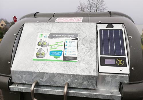 Zugangskontrolle Für Den Abfallsektor