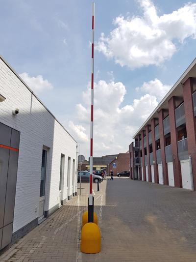 Handbediende Slagboom Van 6 Meter