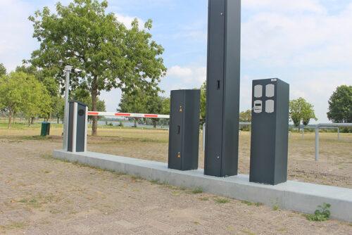 Parkeersysteem Voor Recreatiedomein