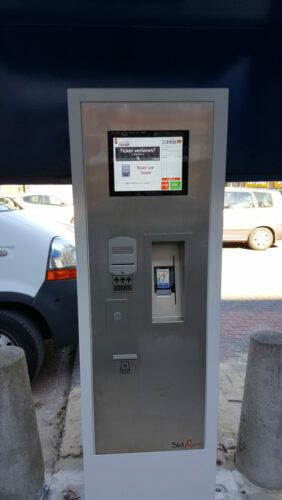Parkeersysteem Voor Winkelcentrum