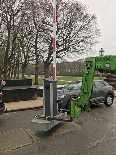 Oplossing Mobiele Slagboom Smart-One