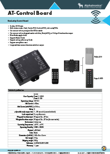 standalone RFID lezer