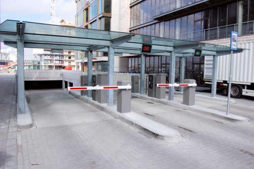 Comfort Parking Für Kostenpflichtige Parkplätze