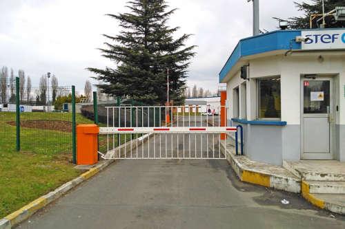 Alphatronics Gestion De Parking Site Logistique