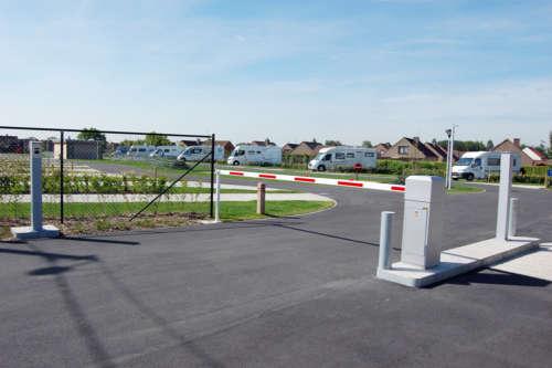 Alphatronics Toegangscontrole En Slagbomen Camperpark