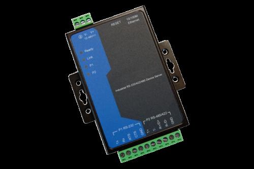 IF-3100 – RS232/422/485-zu-TC/IP-Konverter